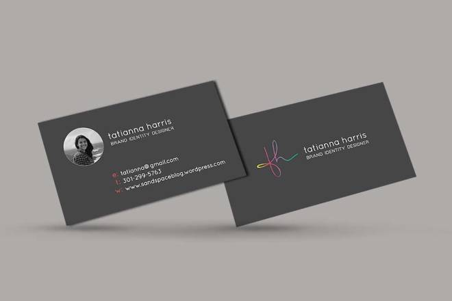 business-card-styled